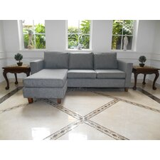 Luella Reversible Chaise Sectional
