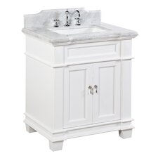"""Elizabeth 30"""" Single Bathroom Vanity Set"""