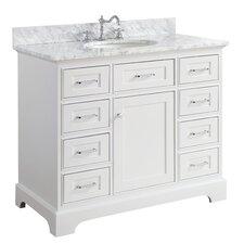 """Aria 42"""" Single Bathroom Vanity Set"""