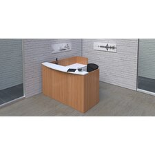 Intrinsic Rectangular Reception Desk