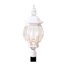 Kelly 4 Light Outdoor Post Lantern