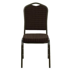 Orland Crown Back Banquet Chair with Cushion