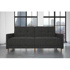 Midtown Linen Convertible Sofa