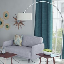"""Maui 81"""" Arched Floor Lamp"""