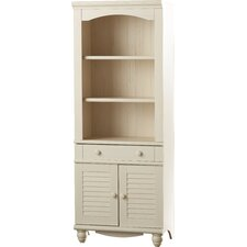 "Pinellas 72"" Tall Standard Bookcase"