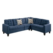 Prescot Reversible Sectional