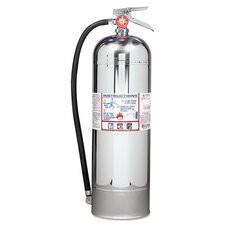 ProLine™ Water Fire Extinguishers - 2-1/2wls-a 2.5gal. 2a water-pro line w/wall hook