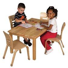 "Classroom Play School 48"" x 24"" Rectangular Activity Table"