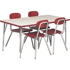 "60"" x 30"" Rectangular Activity Table"
