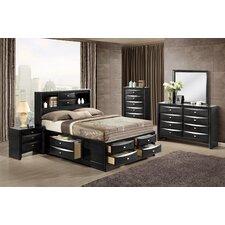 Bedroom sets you 39 ll love wayfair for Linda platform customizable bedroom set