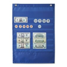 Deluxe Money Pocket Chart