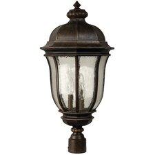 Oakhill 3 Light Post Lantern