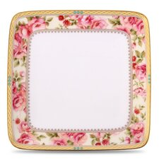 "Hertford 7.75"" Square Plate"