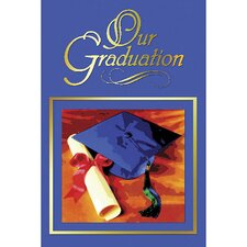 Our Graduation Program Cover Certificate (Set of 25)