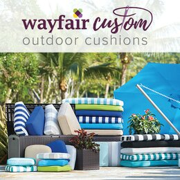 Wayfair Custom Outdoor Cushions