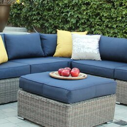 Patio Furniture Ft. Sunbrella Fabric