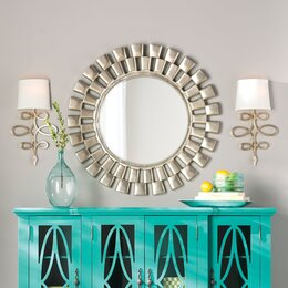 Wayfair Wall Mirrors mirrors you'll love | wayfair