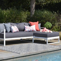 Outdoor Sectionals · Outdoor Sofas · Outdoor Lounge Chairs