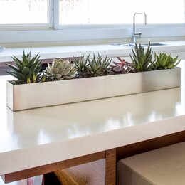 Planter Boxes. Indoor Planters