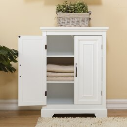 plain white bathroom storage cabinets crisp freestanding furniture