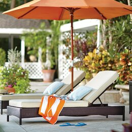 outdoor lounge chairs hammocks patio ottomans