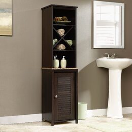 Small Bathroom Storage Shelves bathroom storage you'll love | wayfair