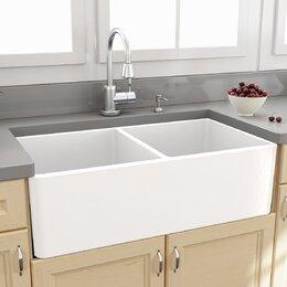 Double Basin Kitchen Sinks