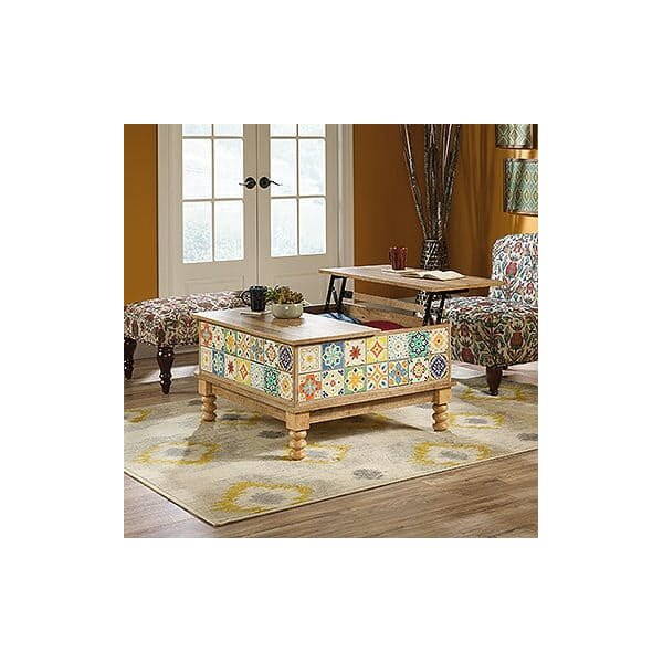Joss And Main Lift Top Coffee Table: Welles Lift-Top Coffee Table & Reviews