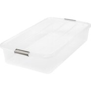 50 Quart Underbed Buckle Up Box