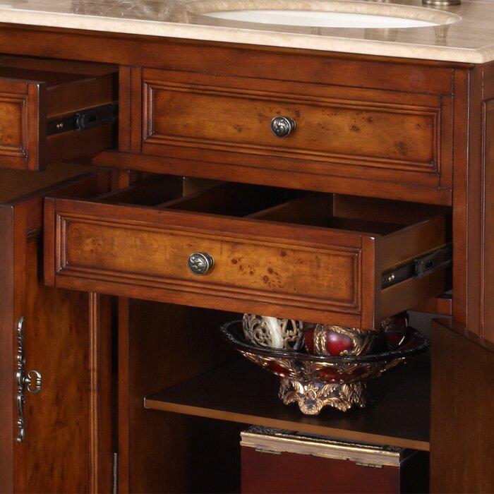 Silkroad Exclusive York 72 amp quot  Double Bathroom Vanity Set. Silkroad Exclusive York 72 quot  Double Bathroom Vanity Set  amp  Reviews