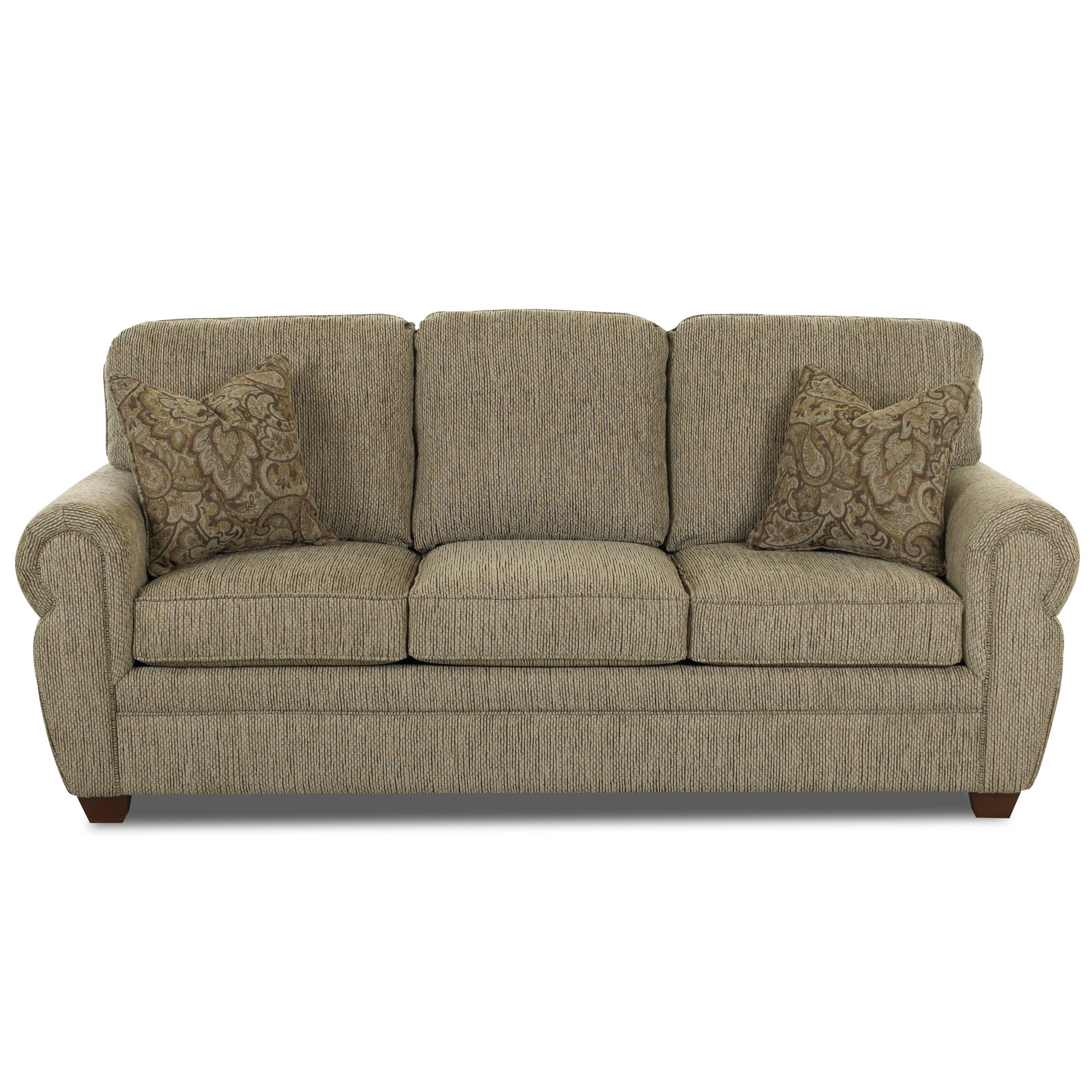 Klaussner Sleeper Sofa hmmi