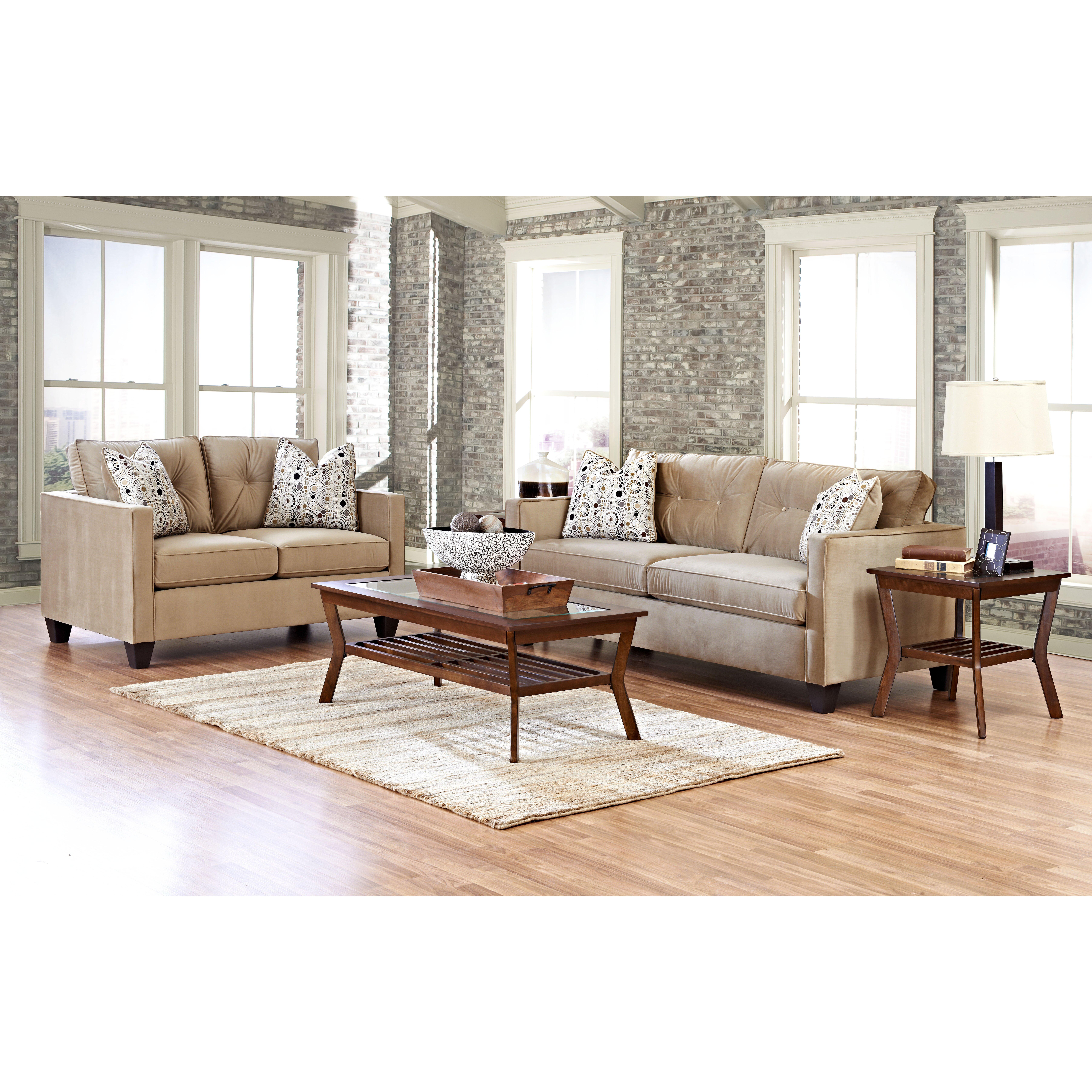 Wayfair Living Room Furniture Klaussner Furniture Derry Living Room Collection Reviews Wayfair