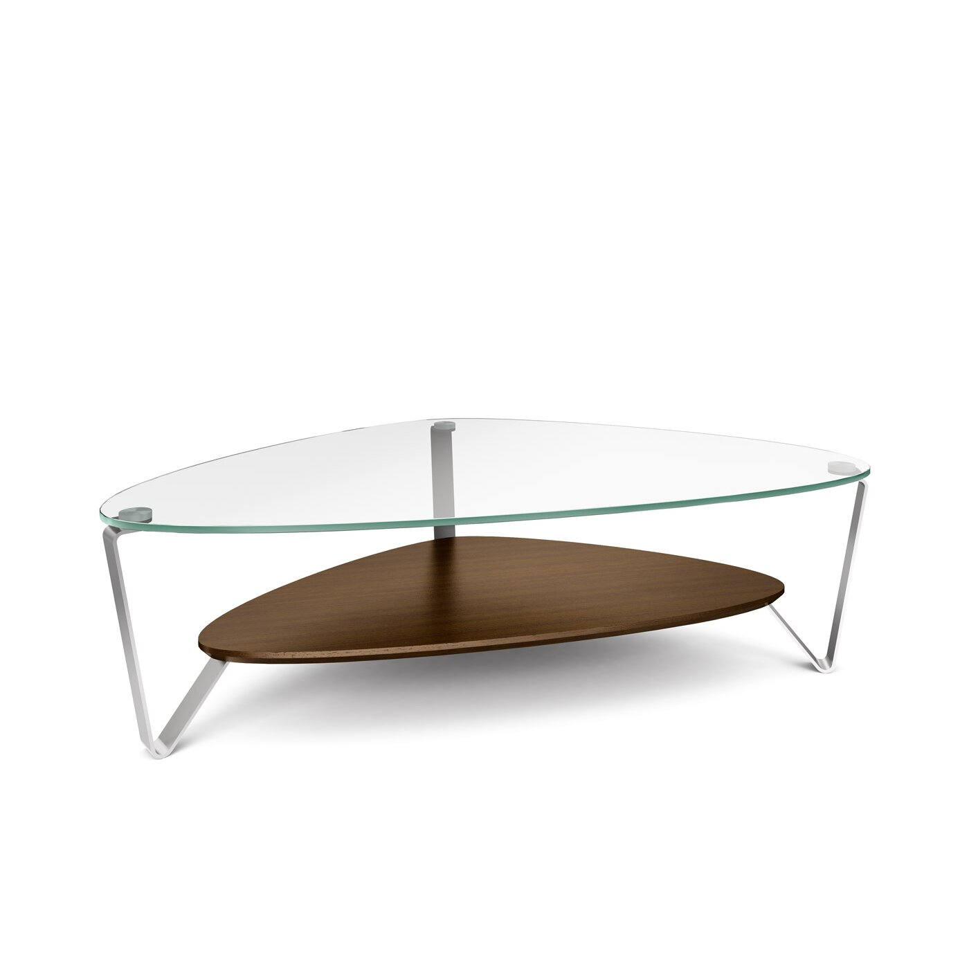 Odd shaped coffee tables excellent midcentury modern coffee tables youull love wayfair with odd for Table th odd