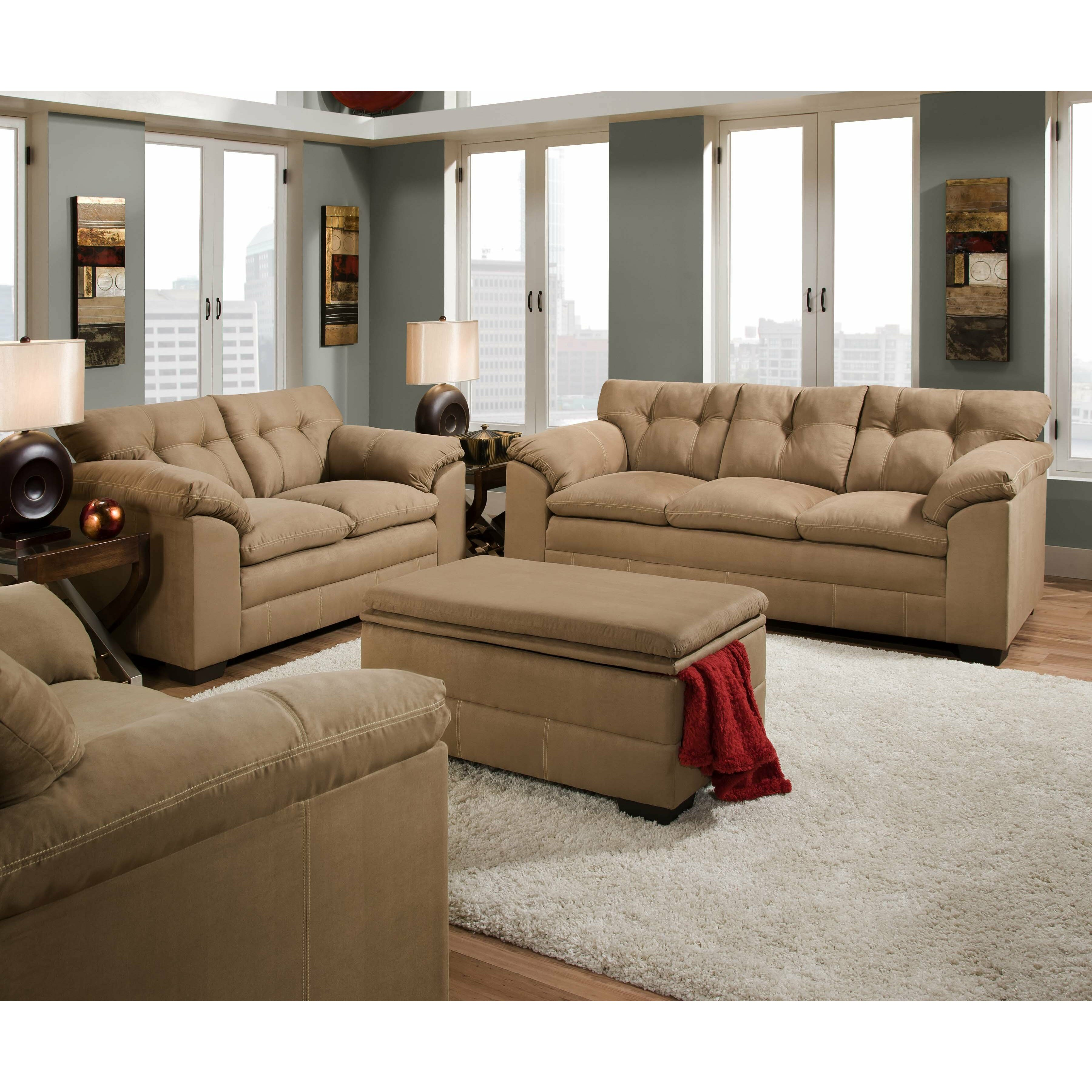 Simmons Velocity Sofa Review Home The