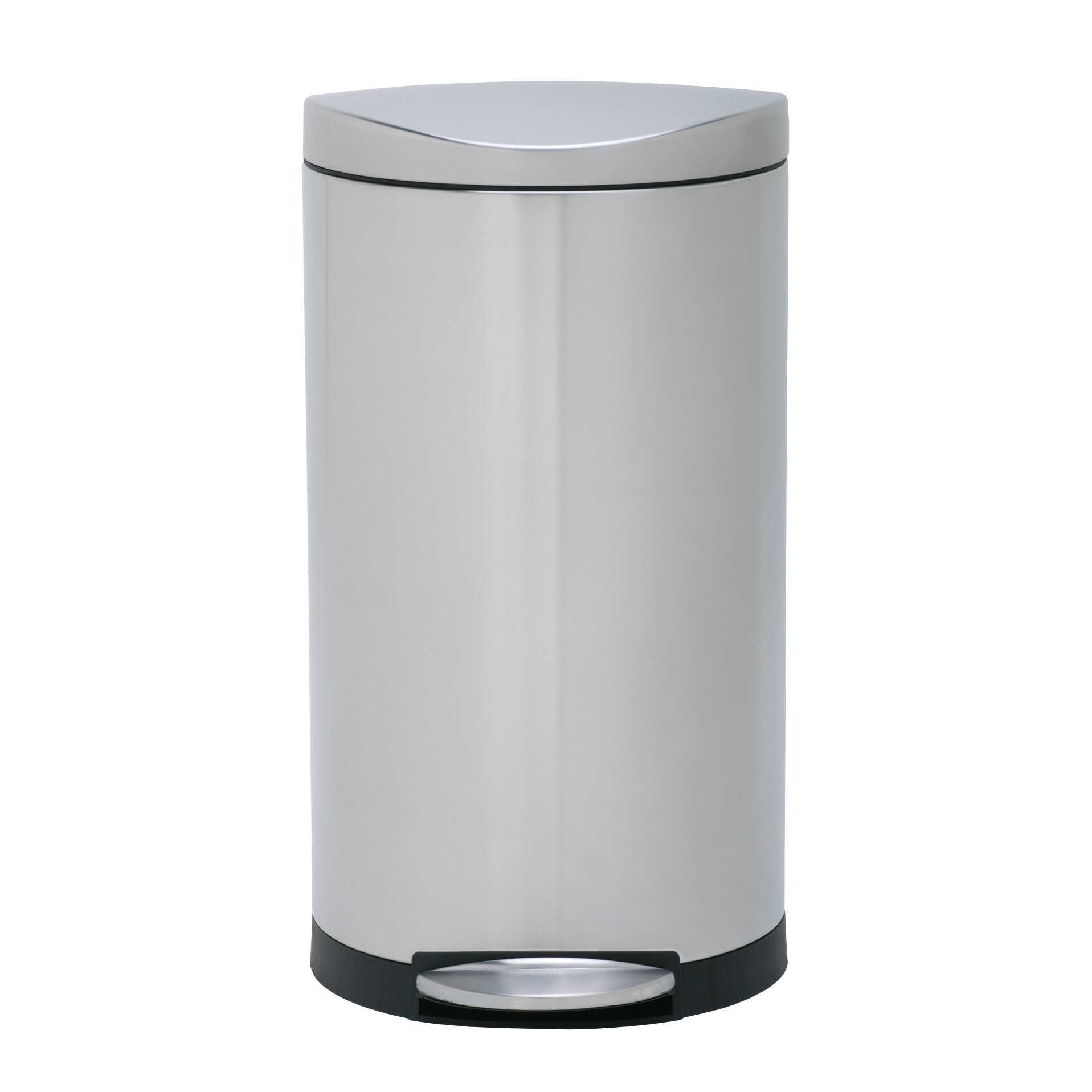 simplehuman 7 9 Gallon Step On Stainless Steel Trash Can. simplehuman 7 9 Gallon Step On Stainless Steel Trash Can   Reviews
