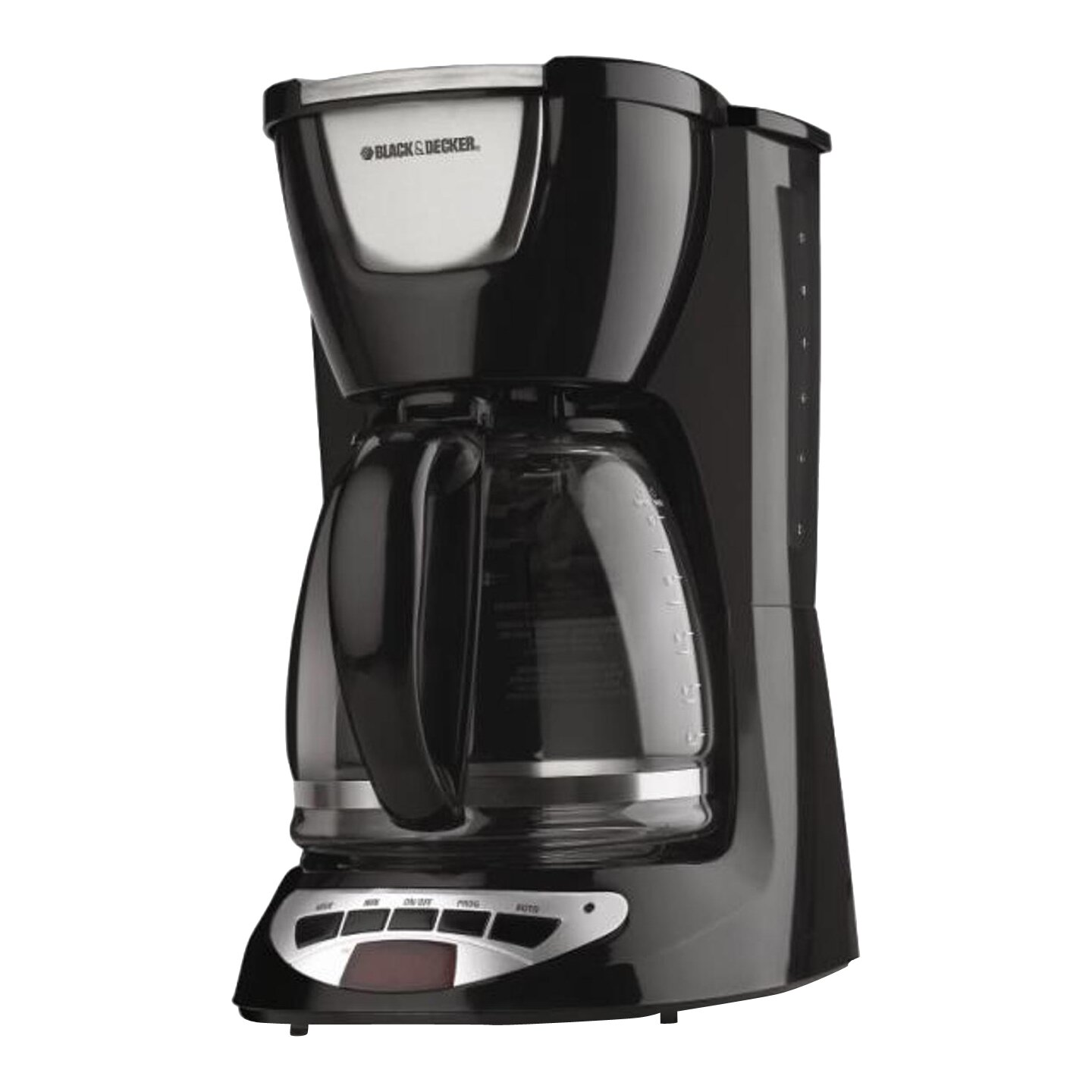 Black and decker coffee maker 12 cup programmable - Black Amp Decker 12 Cup Programmable Coffee Maker