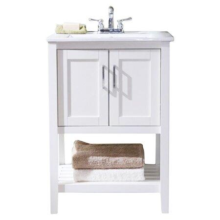"legion furniture "" single bathroom vanity set  reviews  wayfair, Bathroom decor"