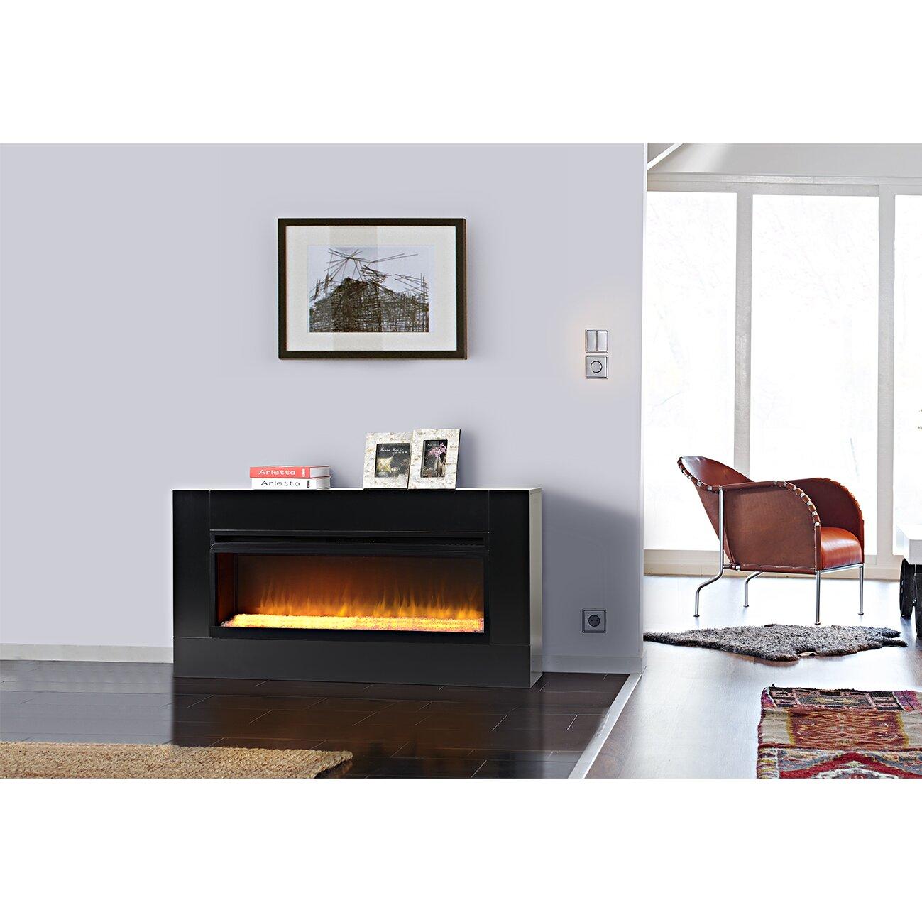 Homestar Mantova Freestanding Electric Fireplace - Homestar Mantova Freestanding Electric Fireplace & Reviews Wayfair
