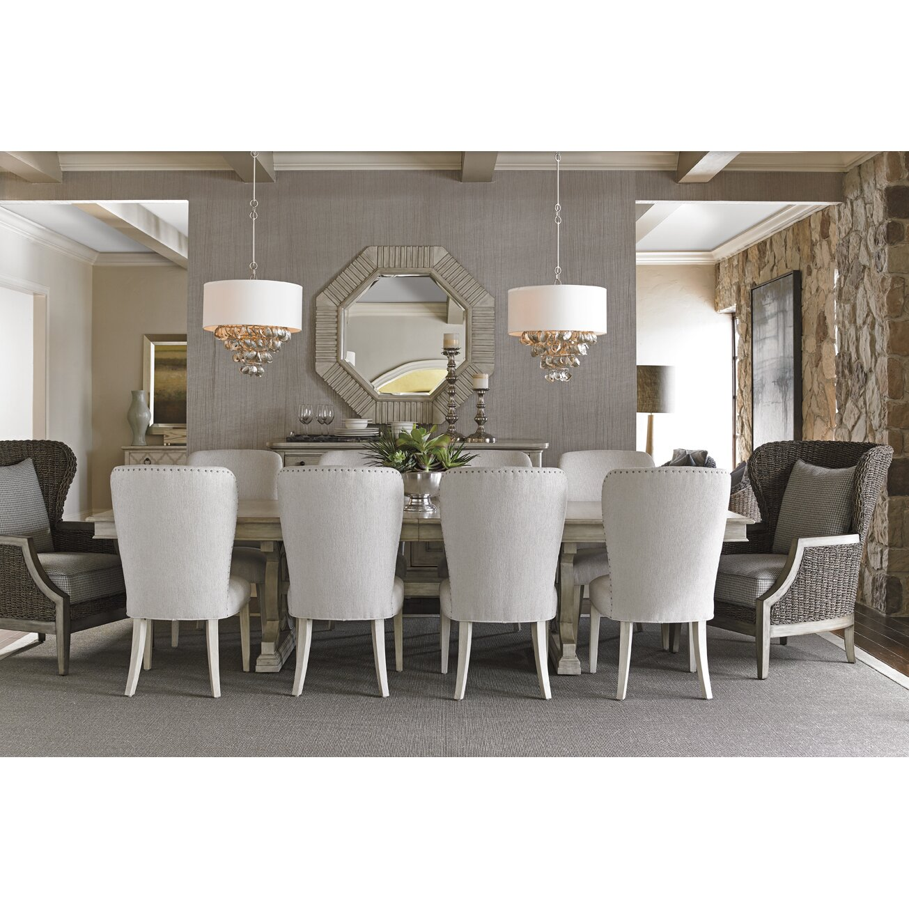 Lexington Cherry Dining Room Set