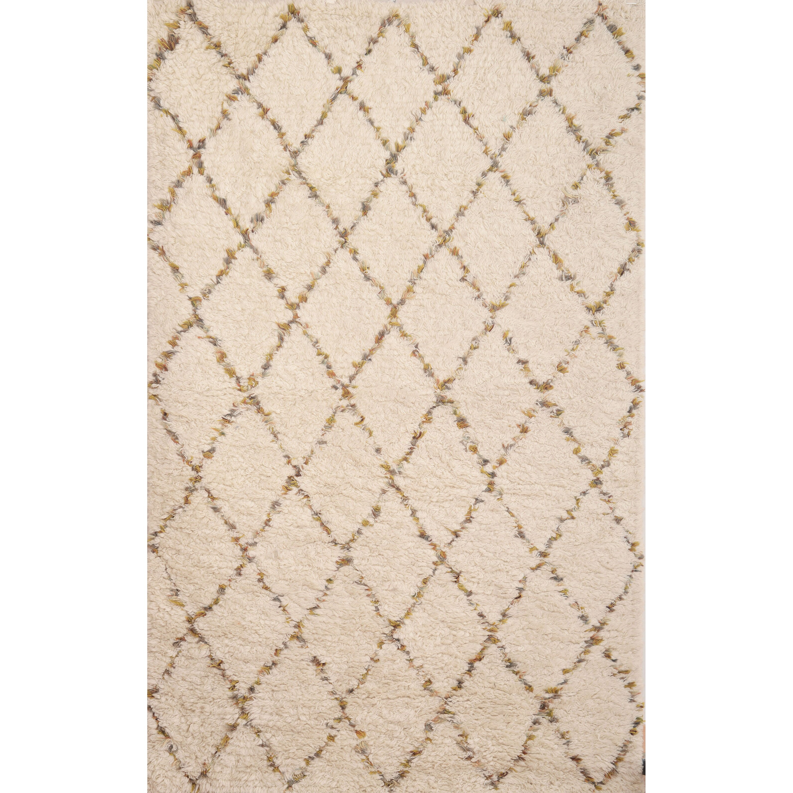 Popular 183 List White And Gold Rug