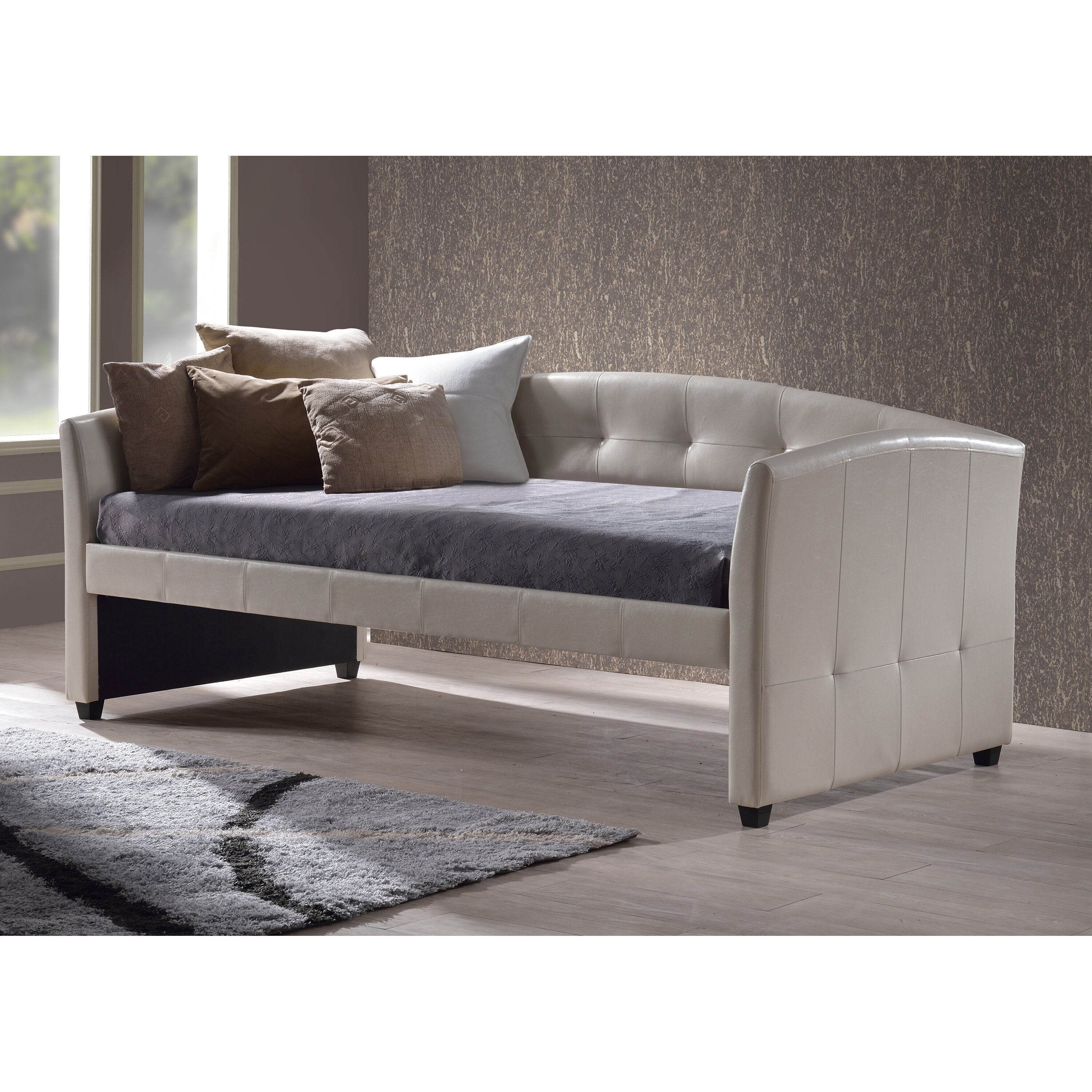Hillsdale napoli daybed reviews wayfair for Furniture 2 day shipping