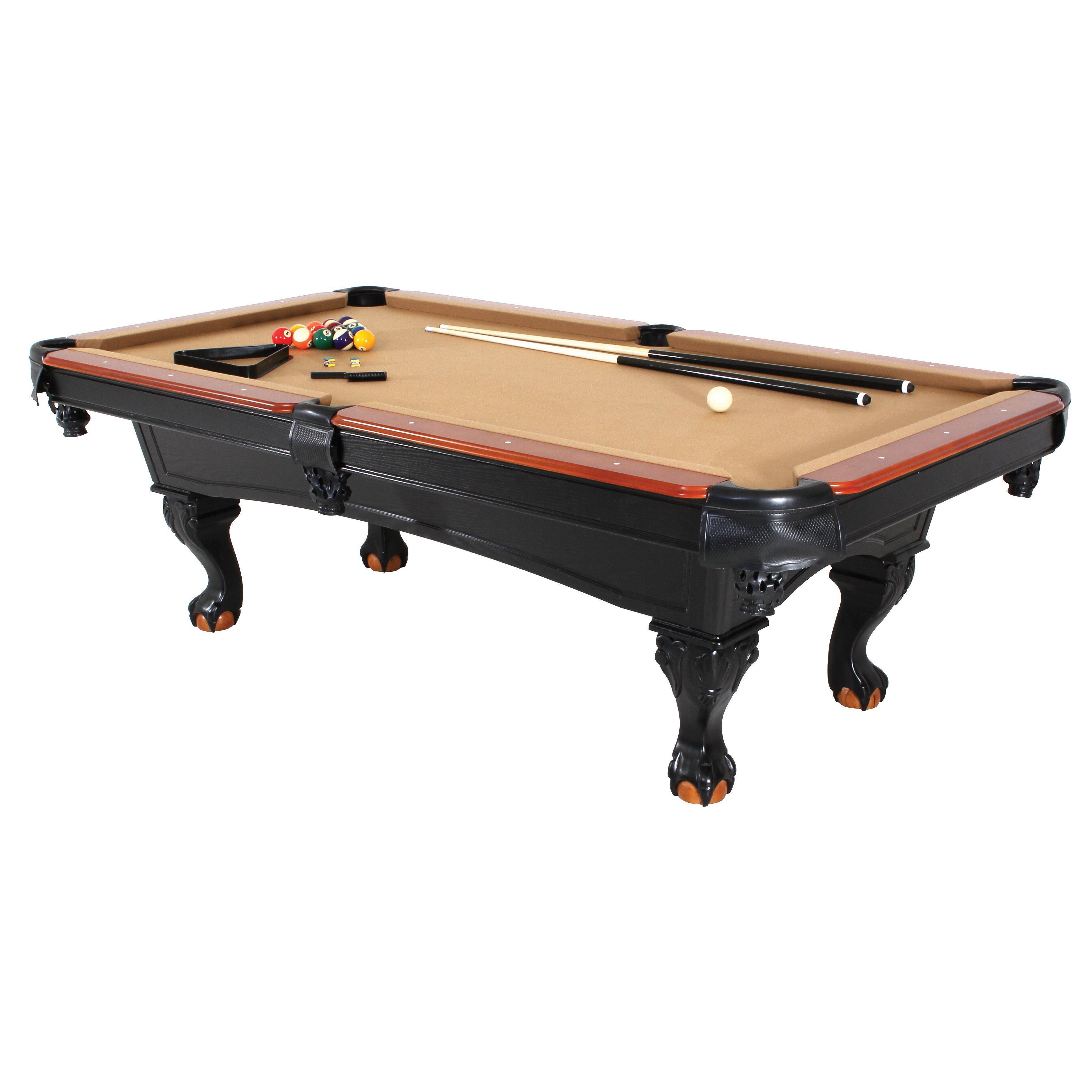 Minnesota Fats Pool Tables Escalade Sports Minnesota Fats Covington™ 7.5' Pool Table & Reviews ...