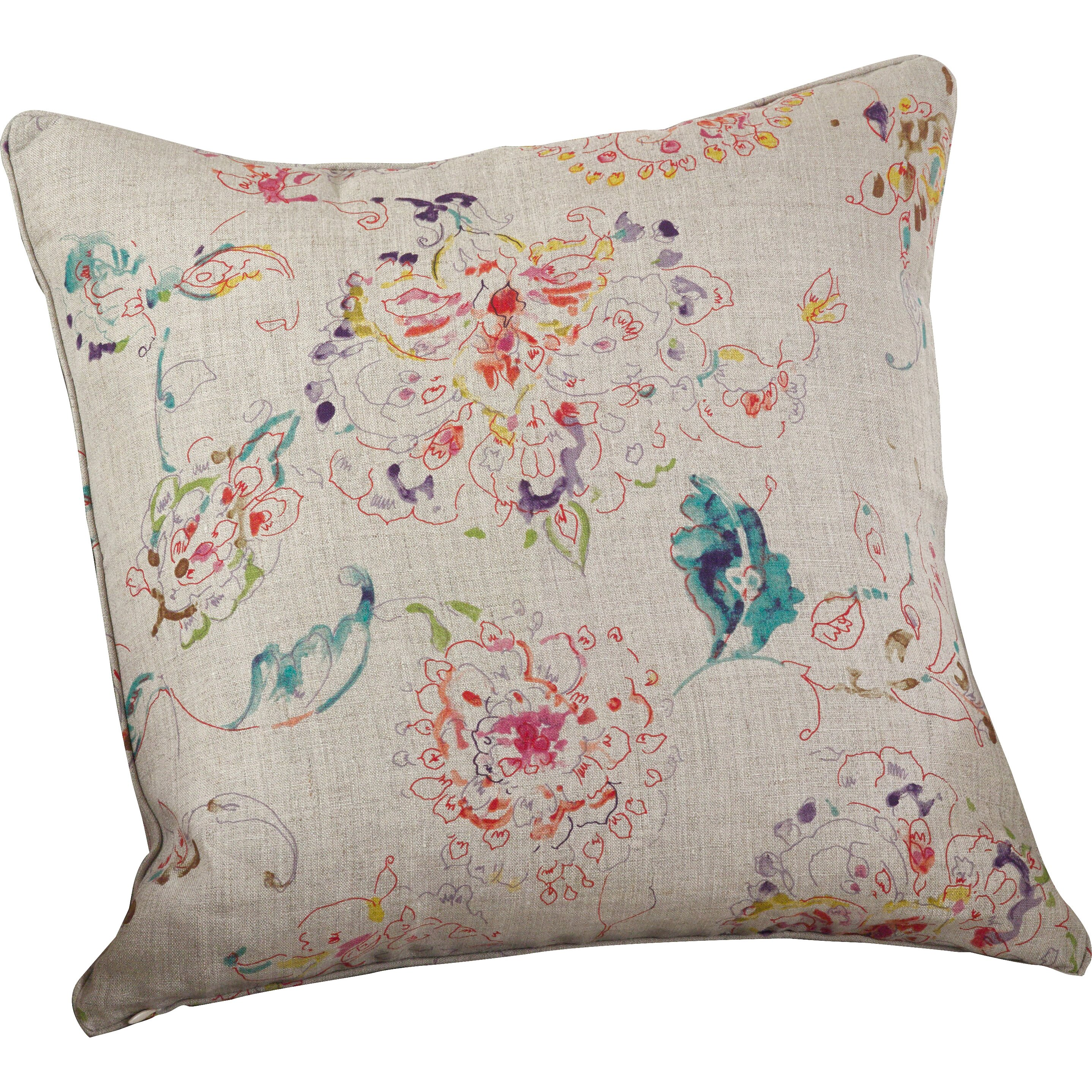 Hudson Throw Pillow Joss & Main