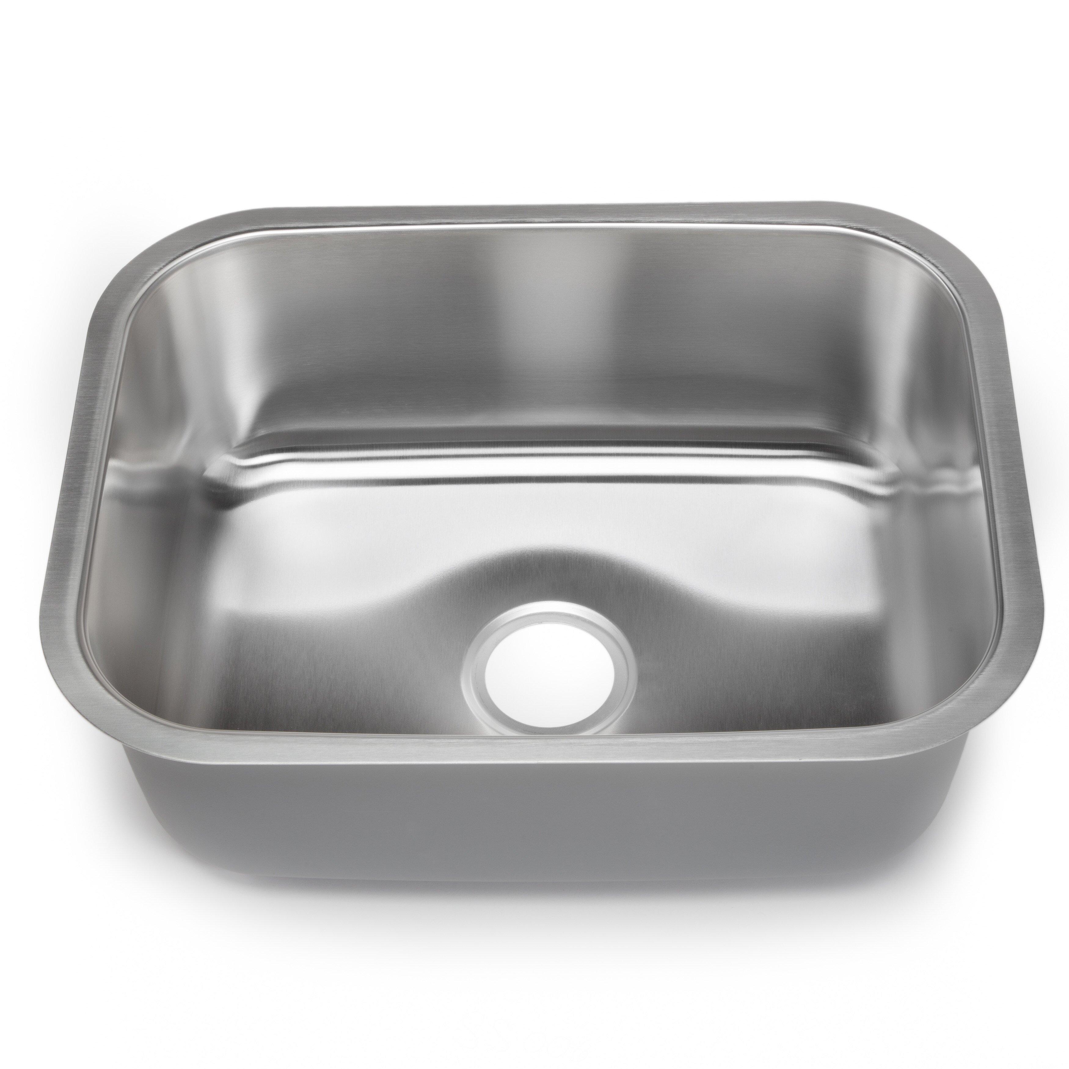 hahn chef series kitchen sinks