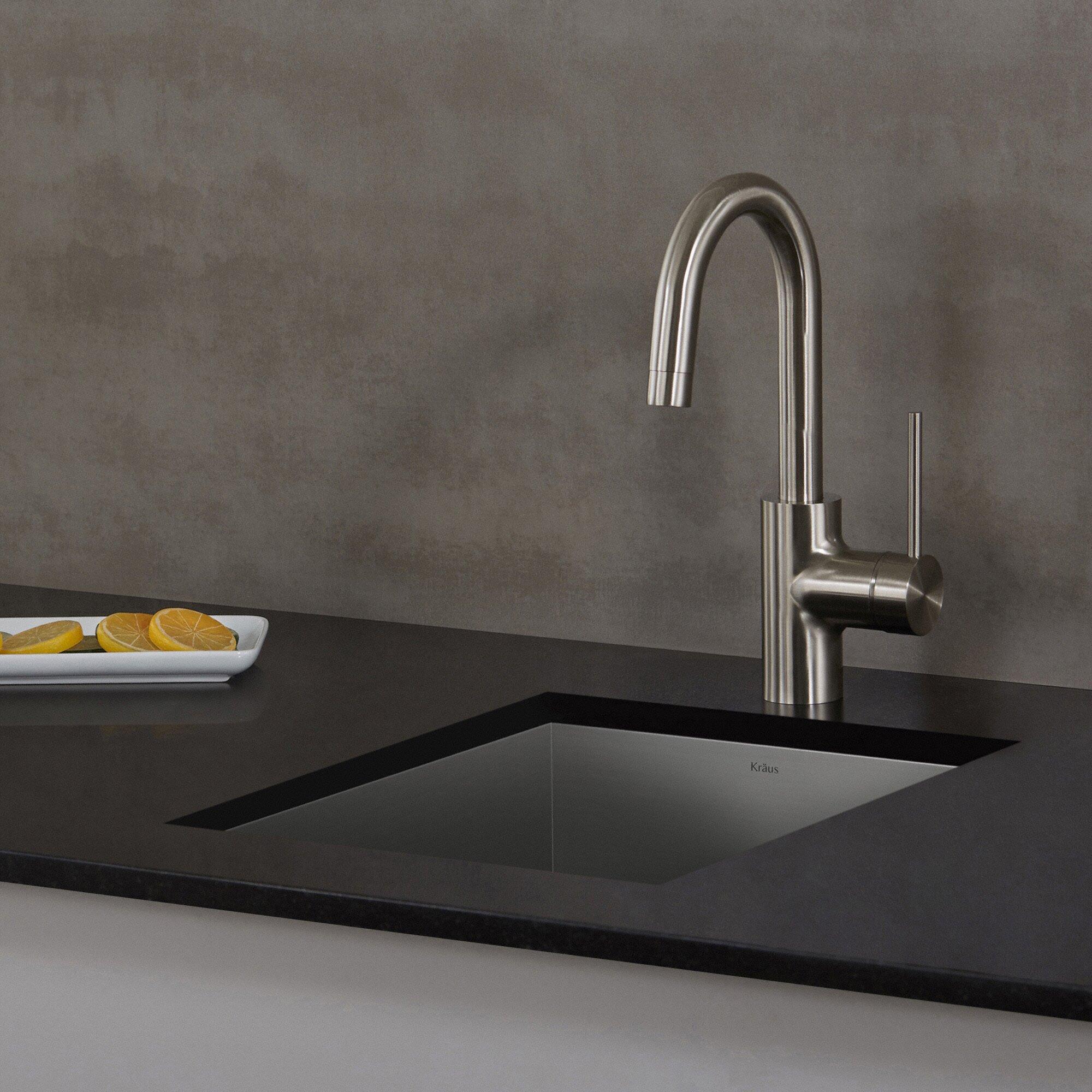 Kraus Kitchen Sinks Canada : Kraus Pax 14.5