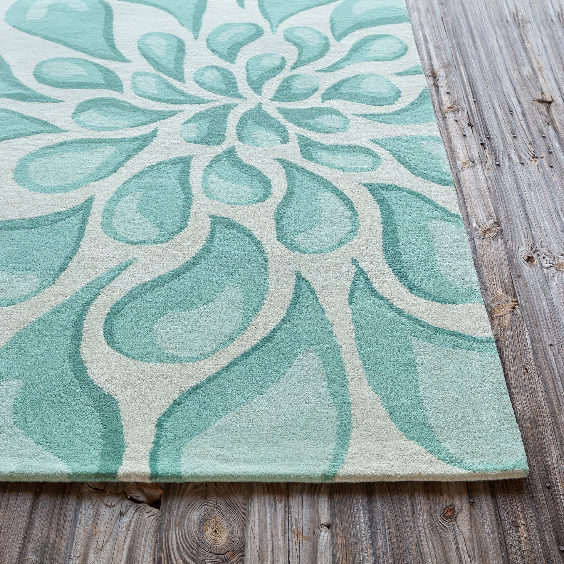 Rugs Aqua Home Decor