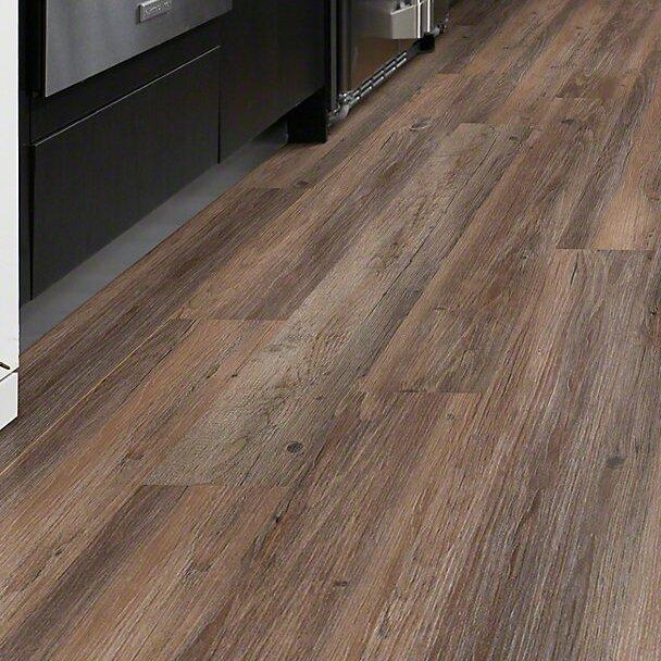 "Shaw Plank Flooring: Shaw Floors Arlington 6"" X 48"" X 2mm Luxury Vinyl Plank In"