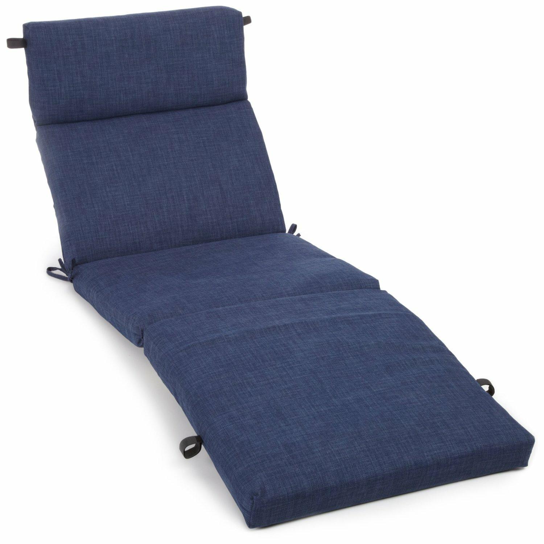 Blazing Needles Outdoor Chaise Lounge Cushion - Blazing Needles Outdoor Chaise Lounge Cushion & Reviews Wayfair