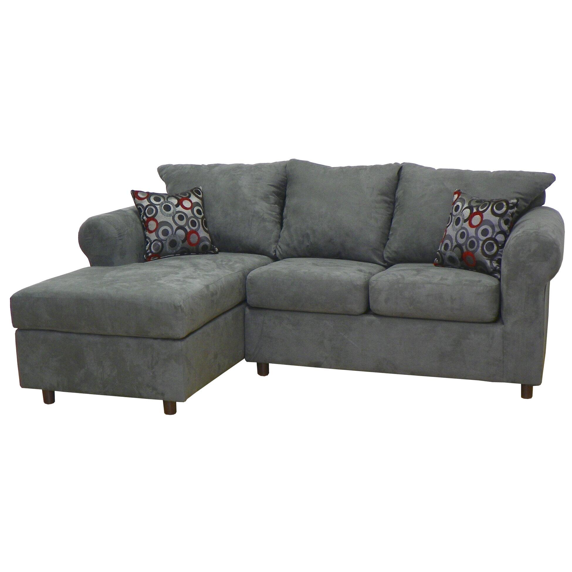 Simmons Microfiber Sofa hmmi