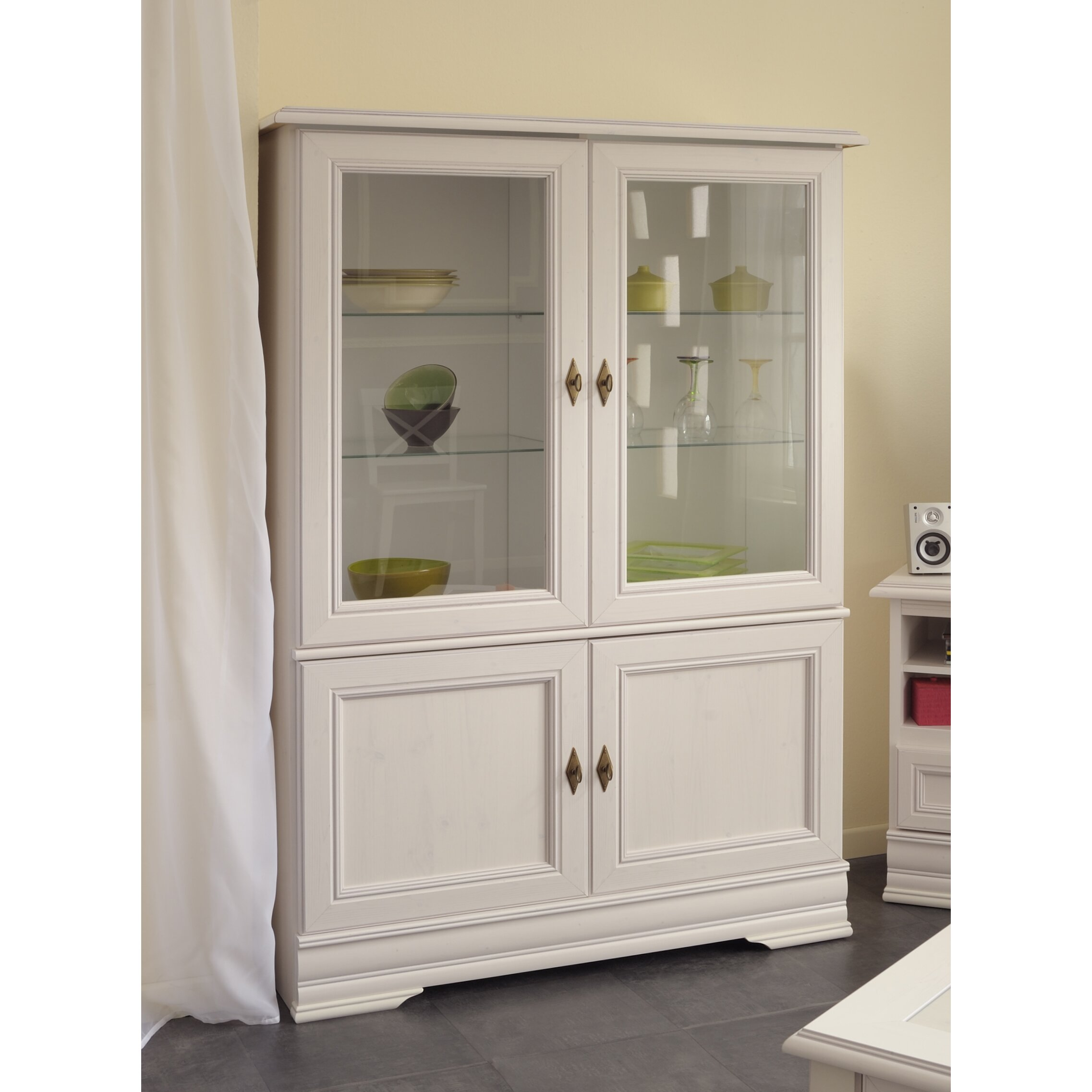 Living Room Display Cabinets Homestead Living Flores Display Cabinet Reviews Wayfaircouk